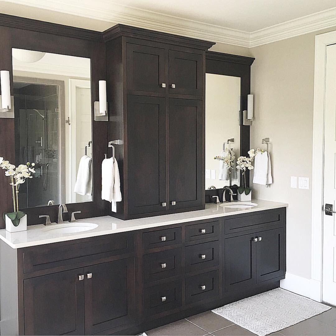 Carolineondesign Master Bathroom Vanity Double