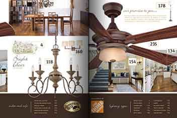 Hampton Bay Lighting Catalog For Giving Benefit And Beautiful Home