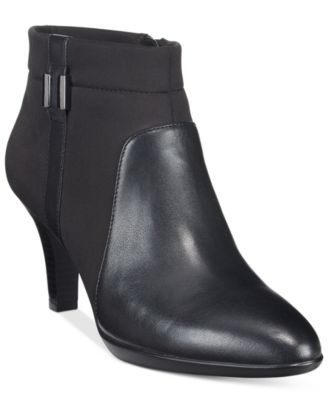 c11e65ae0 Alfani Women's Step 'N Flex Venah Ankle Booties, Only at Macy's | macys.com