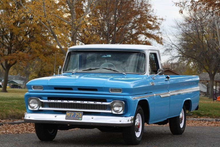 1965 Chevrolet C10 For Sale Classictrucks Chevy Trucks Gmc