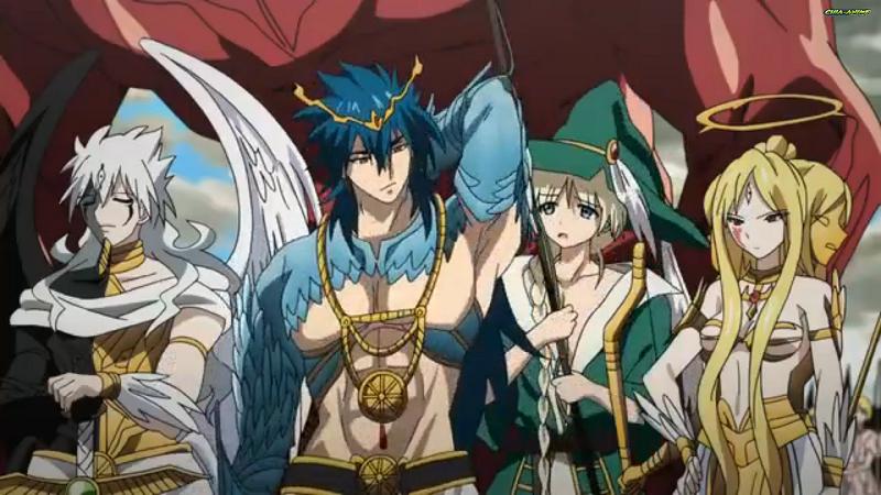 Pin by Byleth The Mercenary on magi Anime, Magi, The