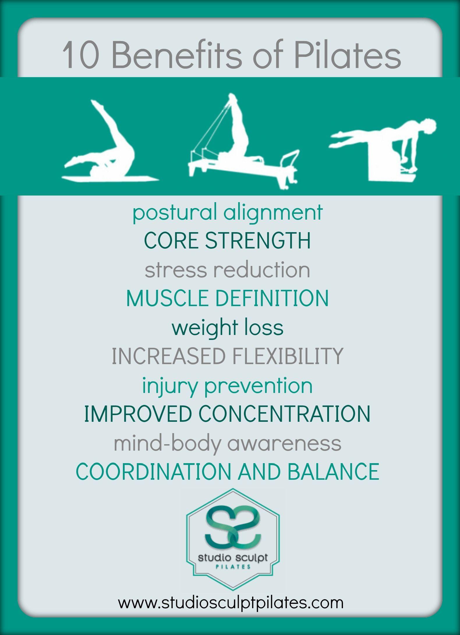 Pilates benefits videos Benefits of Pilates! #benefitsofpilates