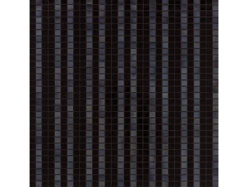 Bagno Con Mosaico Nero : Bisazza decori cm righe nero gres su casaebagno a