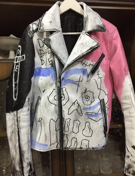 Lil Peep Lil Peep Never Say Die Jacket Size S 230 in 2020