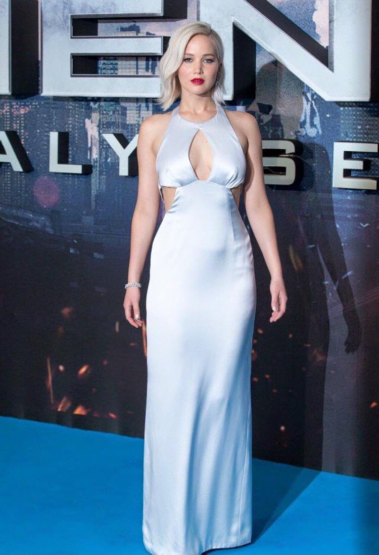 Jennifer Lawrence At Xmen Premiere 2016 Jennifer Lawrence X Men