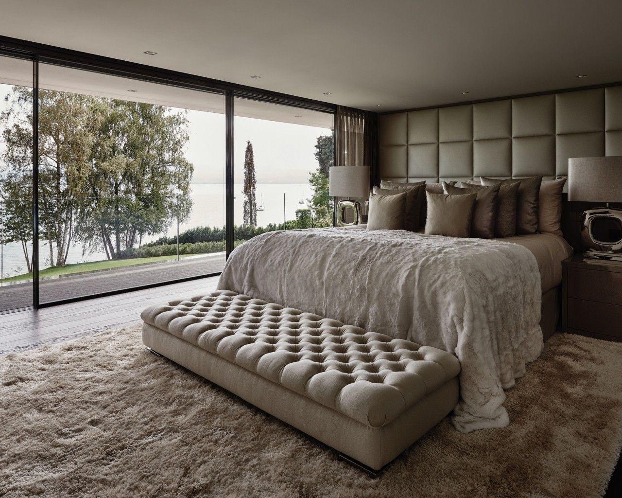 Switserland / Geneva / Private Residence / Bed Room / Eric Kuster ...
