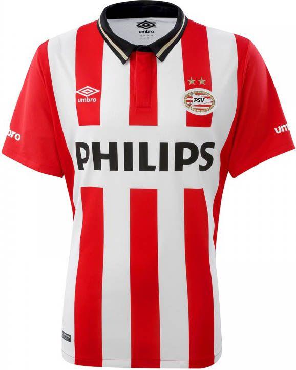 38b3bfd073b PSV Eindhoven 15-16 Kits Released - Footy Headlines