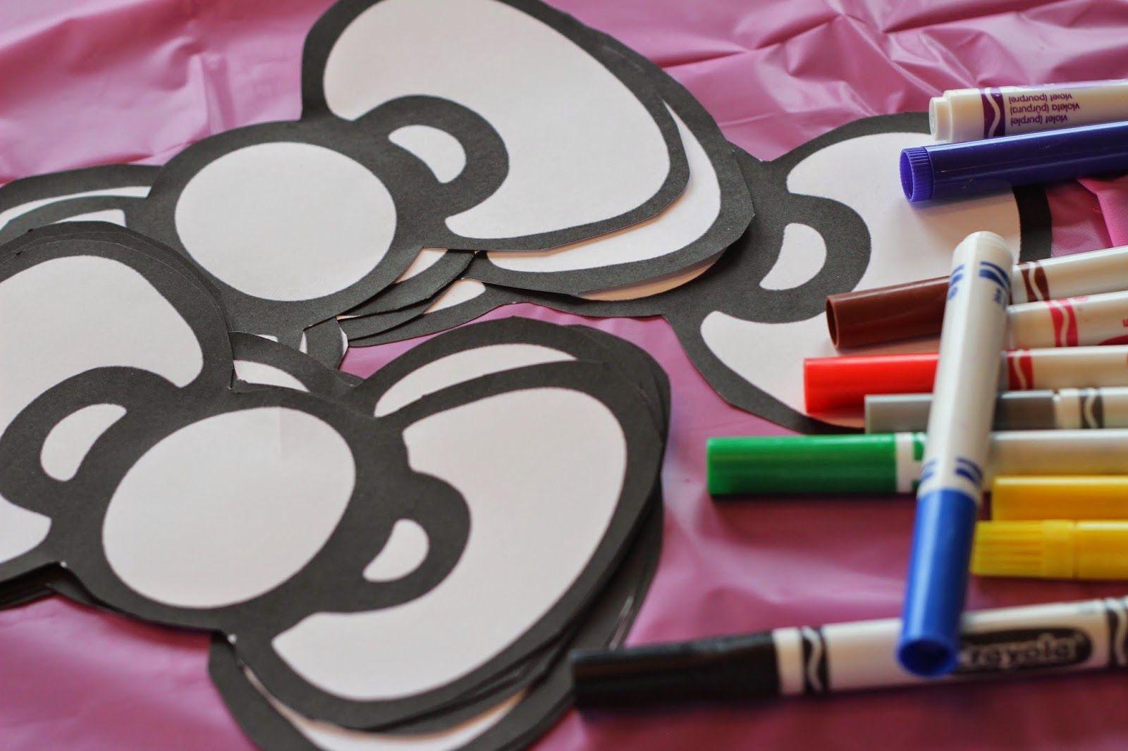 Maries Manor Hello Kitty: Hello Kitty Party Ideas