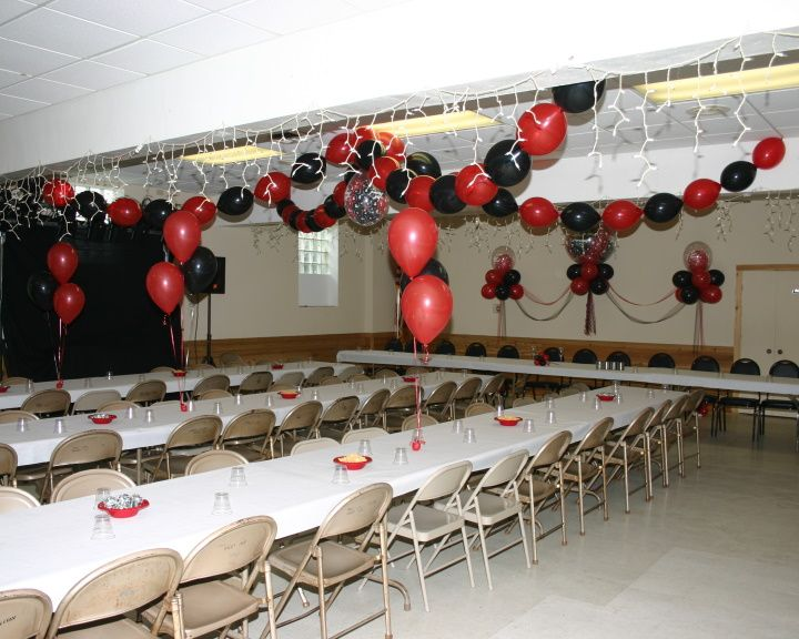 Ceiling LinkALoon Swag Decor by Balloons By Design
