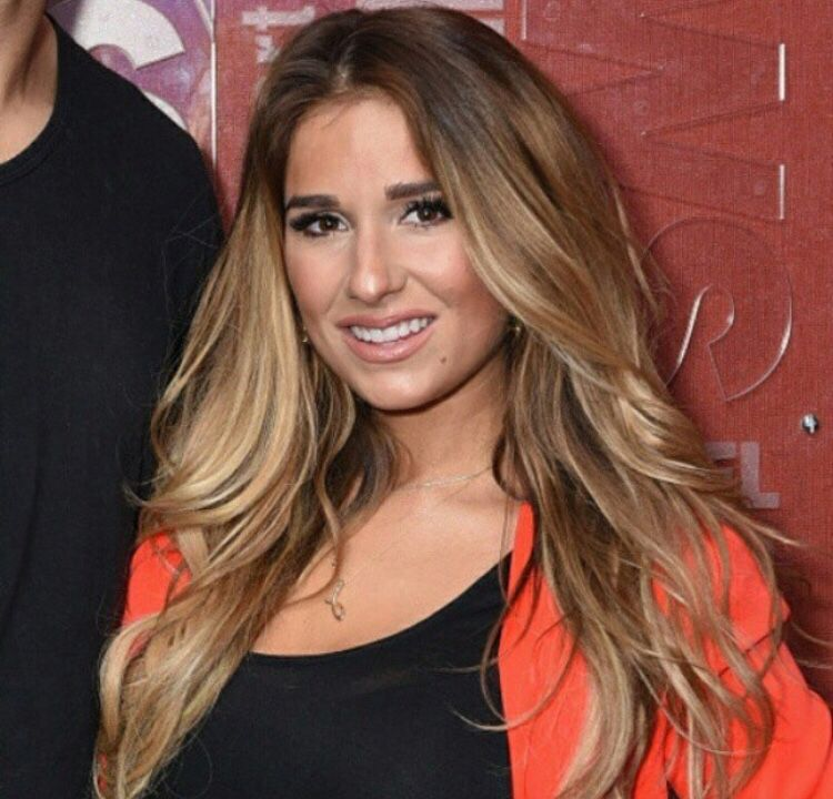 Jessie James Decker Honey Dipped Hair Hairstyle Inspirations 2018