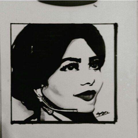 Live 4 Urself On Instagram رسم رصاص رسمتي رسامين ليبيا رسامين العرب شرين عبدالوهاب شرين عشاق الرسم عوده للرسم بورتريت بوب ارت ال Pop Art Art Artwork