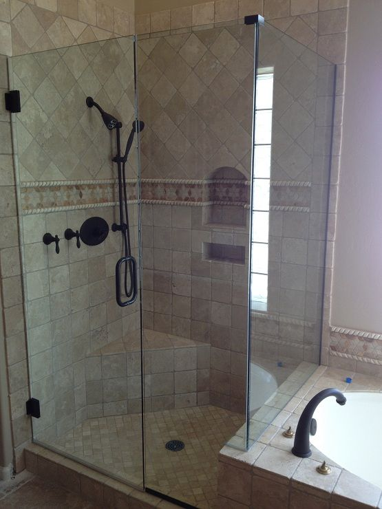 attractive bathroom shower stall ideas nice look