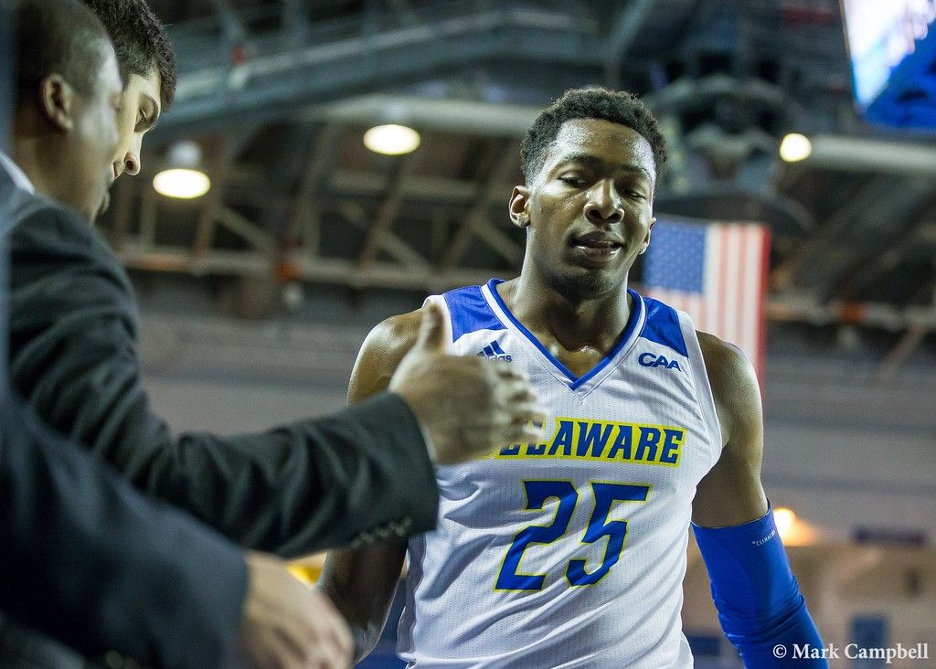 Mutts Post Fourth DoubleDouble Of The Season In Blue Hens