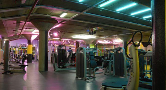 Holborn Gym Design Gym Design