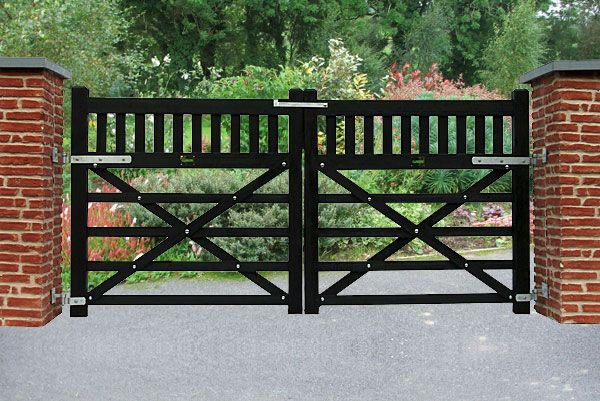 Gate Design Ideas ss steel gate design ideas for latest design for large home with gate design ideas Beautiful Open Gate Designs