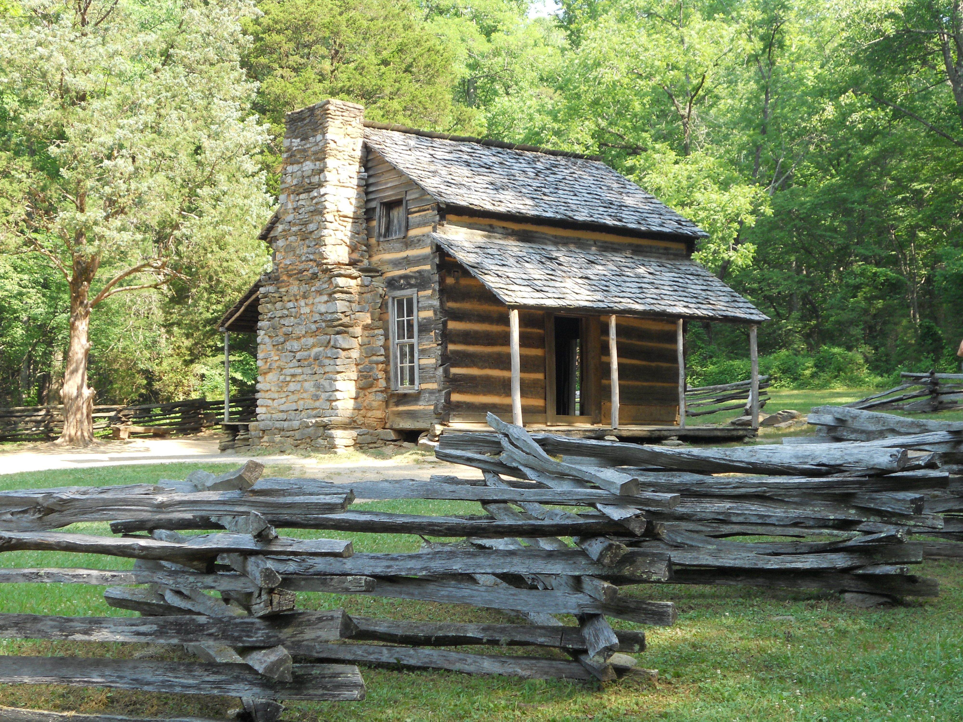 great stock cove cabin photo national cades park carter mountain smoky shields cabins tennessee mountains