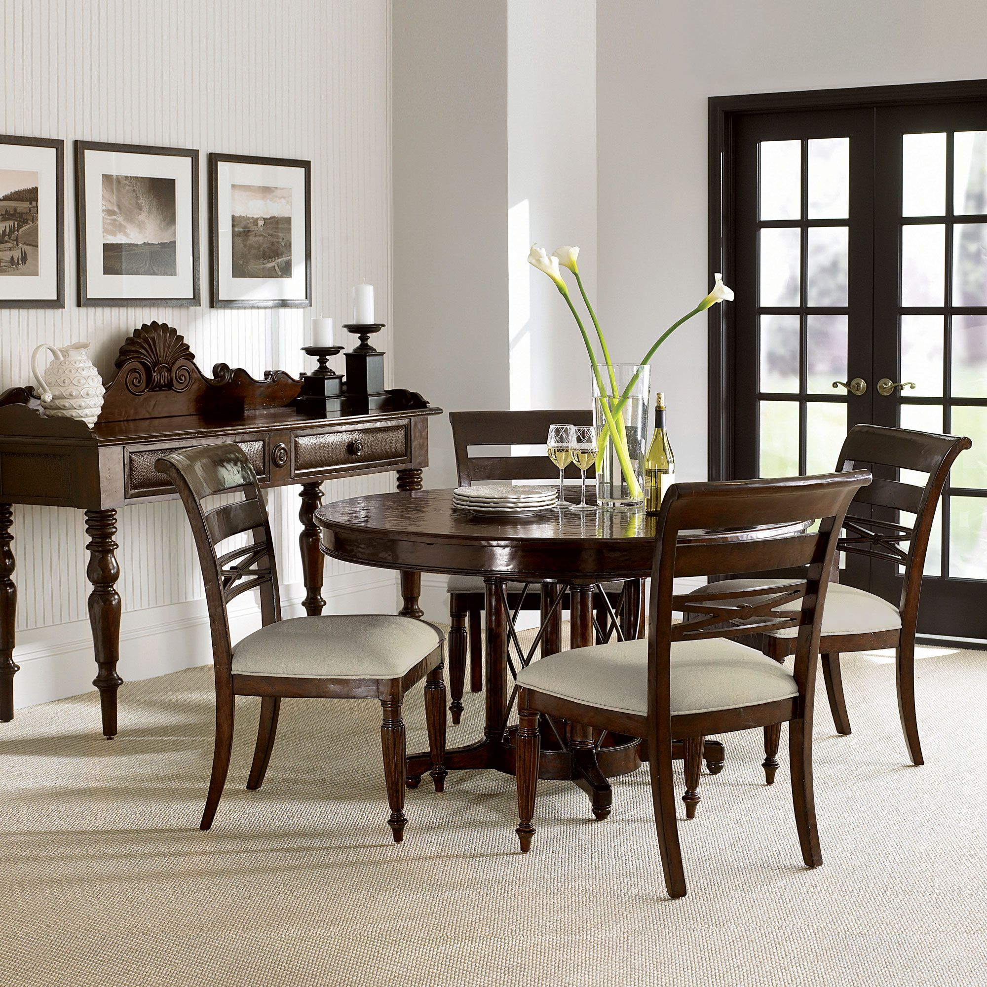 Bernhardt somerset hill dining room setting cherabellas pinterest specializing in high style furniture at an affordable price showrooms in houston austin san antonio and bryan texas dzzzfo