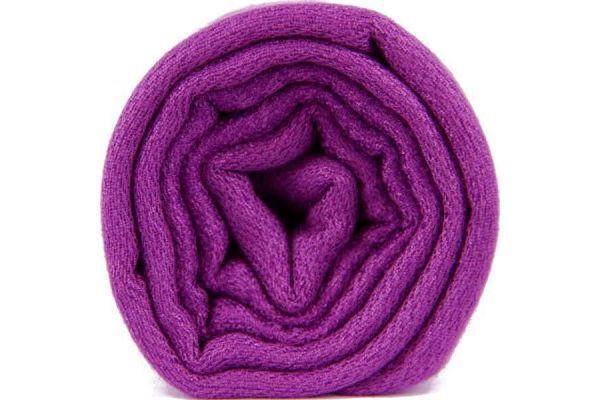 02f35b69fc1 Belle · Pashmina écharpe violette femme