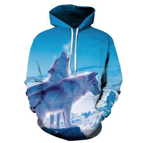 Emlyn Adrian Geometry 3D Hoodies Men Printed Tracksuit Sweatshirt Pullover Sweatshirt