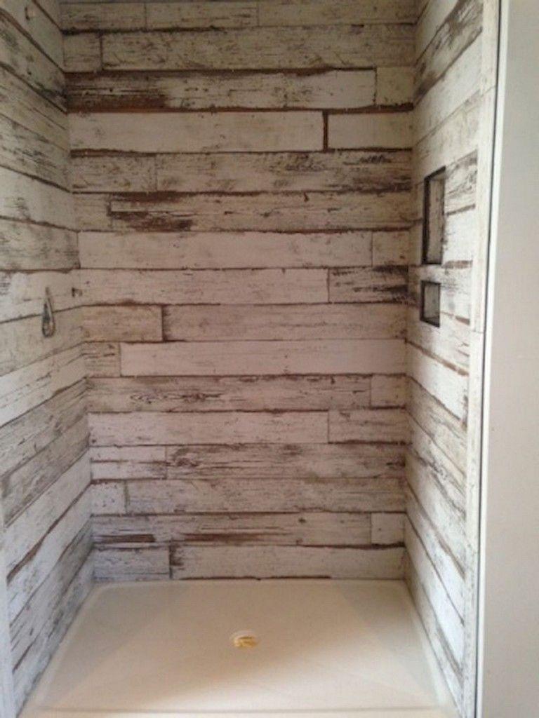 44++ Farmhouse walk in shower ideas