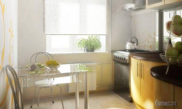 обои для маленькой кухни фото обои для кухни