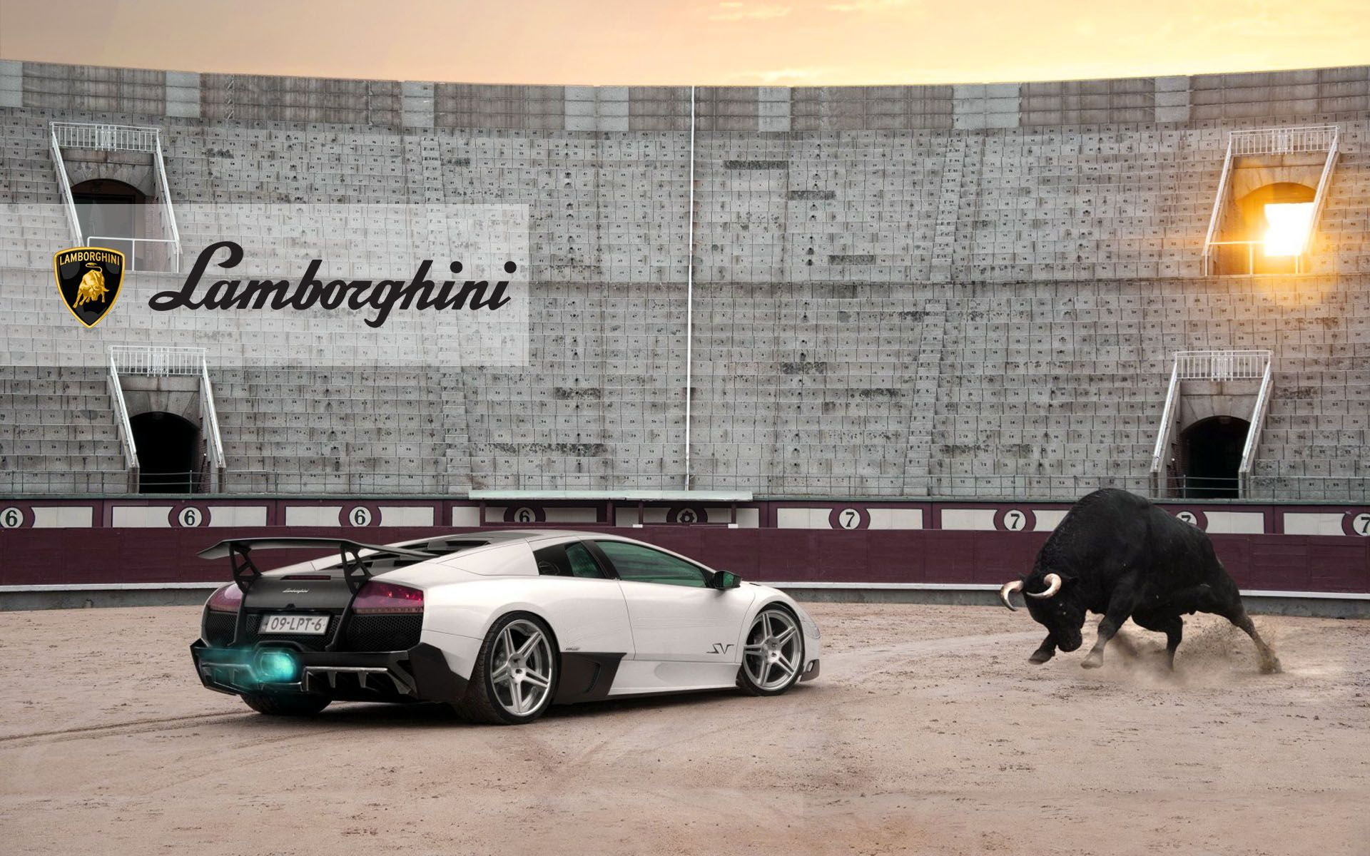 Lamborghini Murcielago Lp670 Sv Wallpaper Car Hd Wallpaper