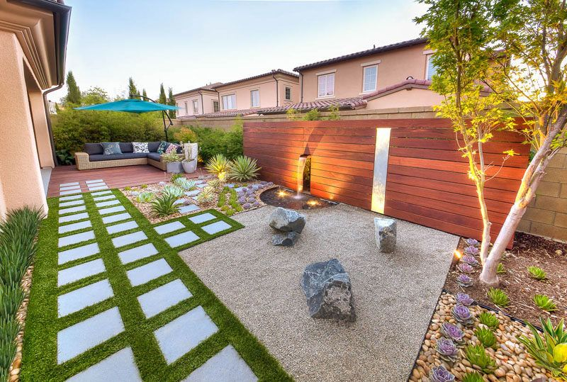 8 Elements To Include When Designing Your Zen Garden Дворик - patios traseros