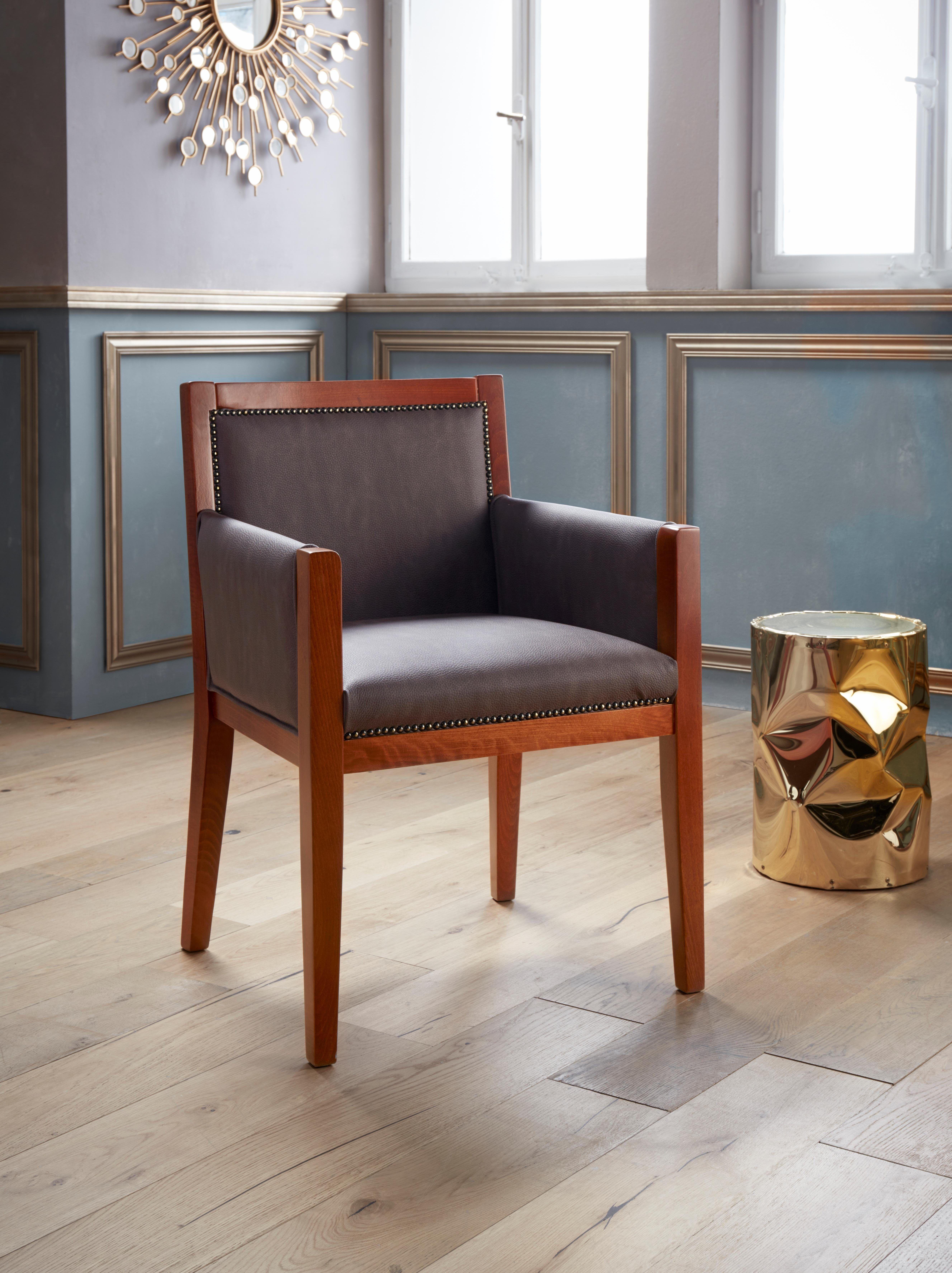 Armlehnstuhl Esszimmer roomed armlehnstuhl braun executive fsc zertifiziert jetzt
