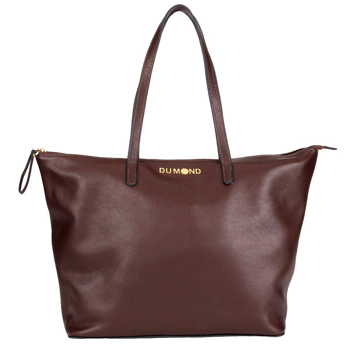 fadf65be7 Compre Bolsa Dumond Shopper Básico Preto na Zattini a nova loja de moda  online da Netshoes. Encontre Sapatos