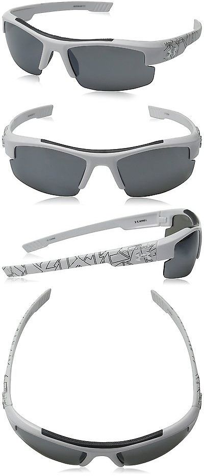 Sunglasses 131411: Under Armour Nitro L Youth Large8600048-881101 Sunglasses, Shiny White, 59 Mm -> BUY IT NOW ONLY: $65.58 on eBay!