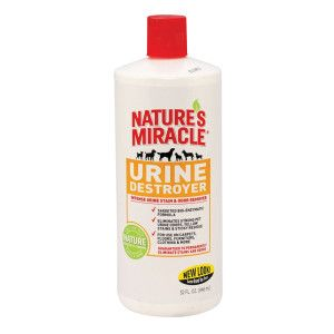 Null Pet Urine Nature S Miracle Urine Remover