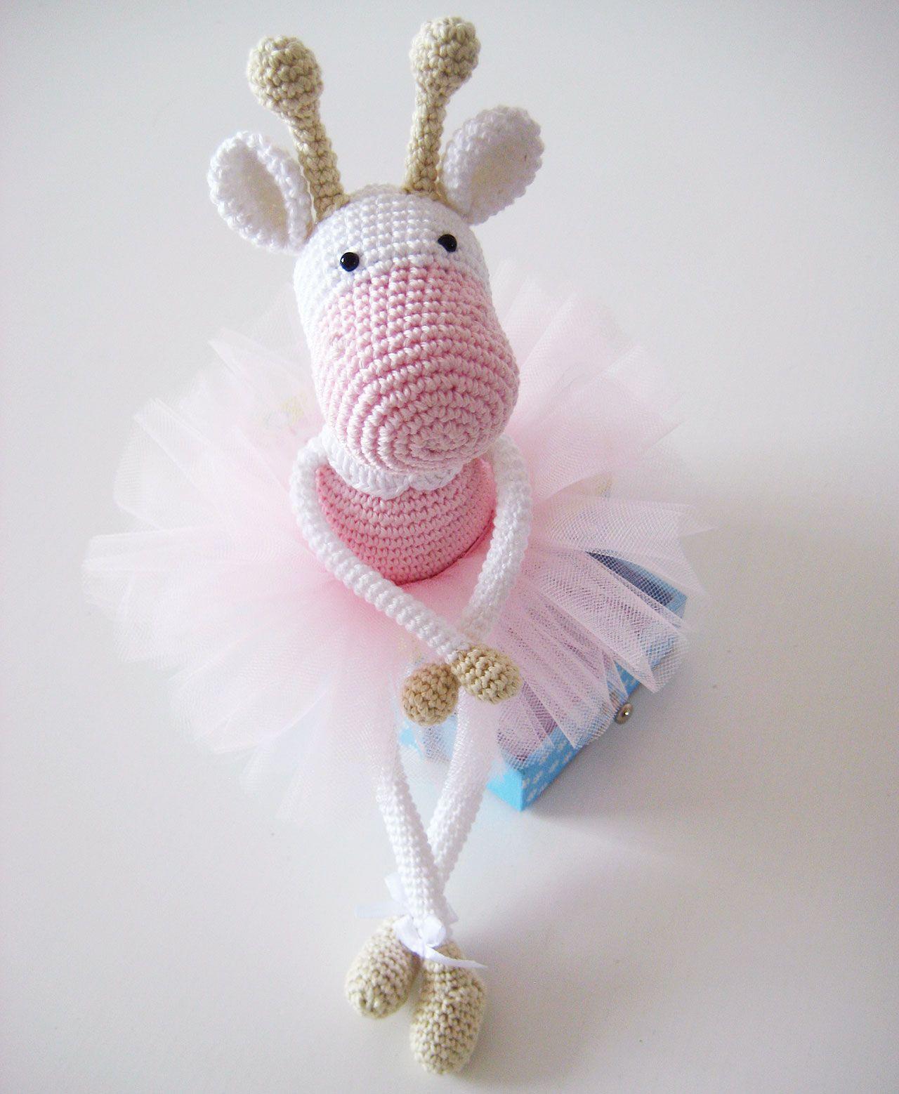 Żyrafa balerina – wzór | Pinterest