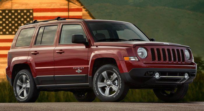 Jeep Patriot Freedom Edition Varian Spesial Untuk Memorial Day