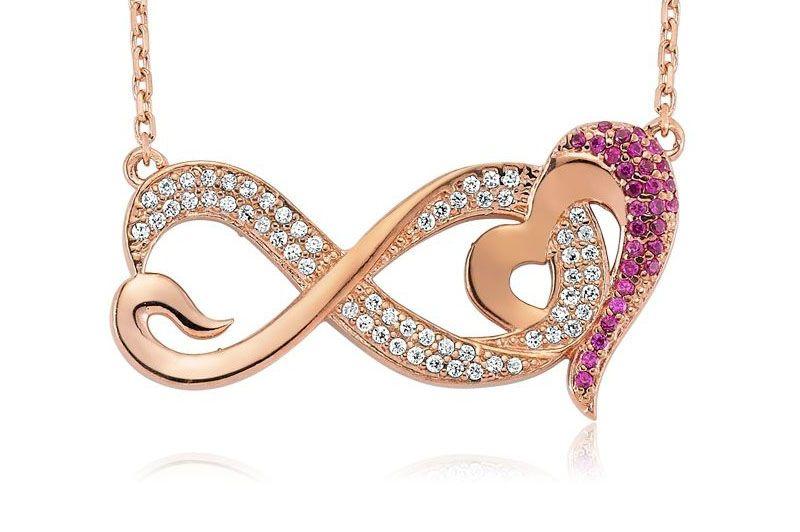 15 Inspiring Examples Of Infinity Jewelry Designs Infinity jewelry