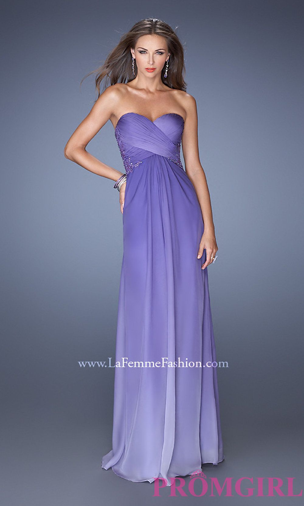 Style lf front image prom dresses pinterest long prom