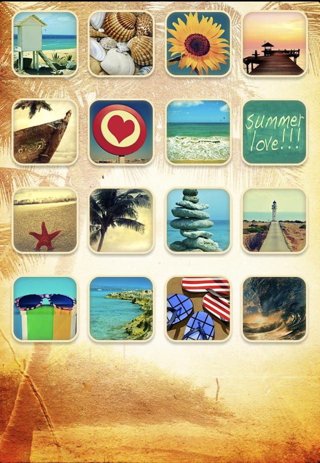 Summer! iphone wallpapers ios summer summertime