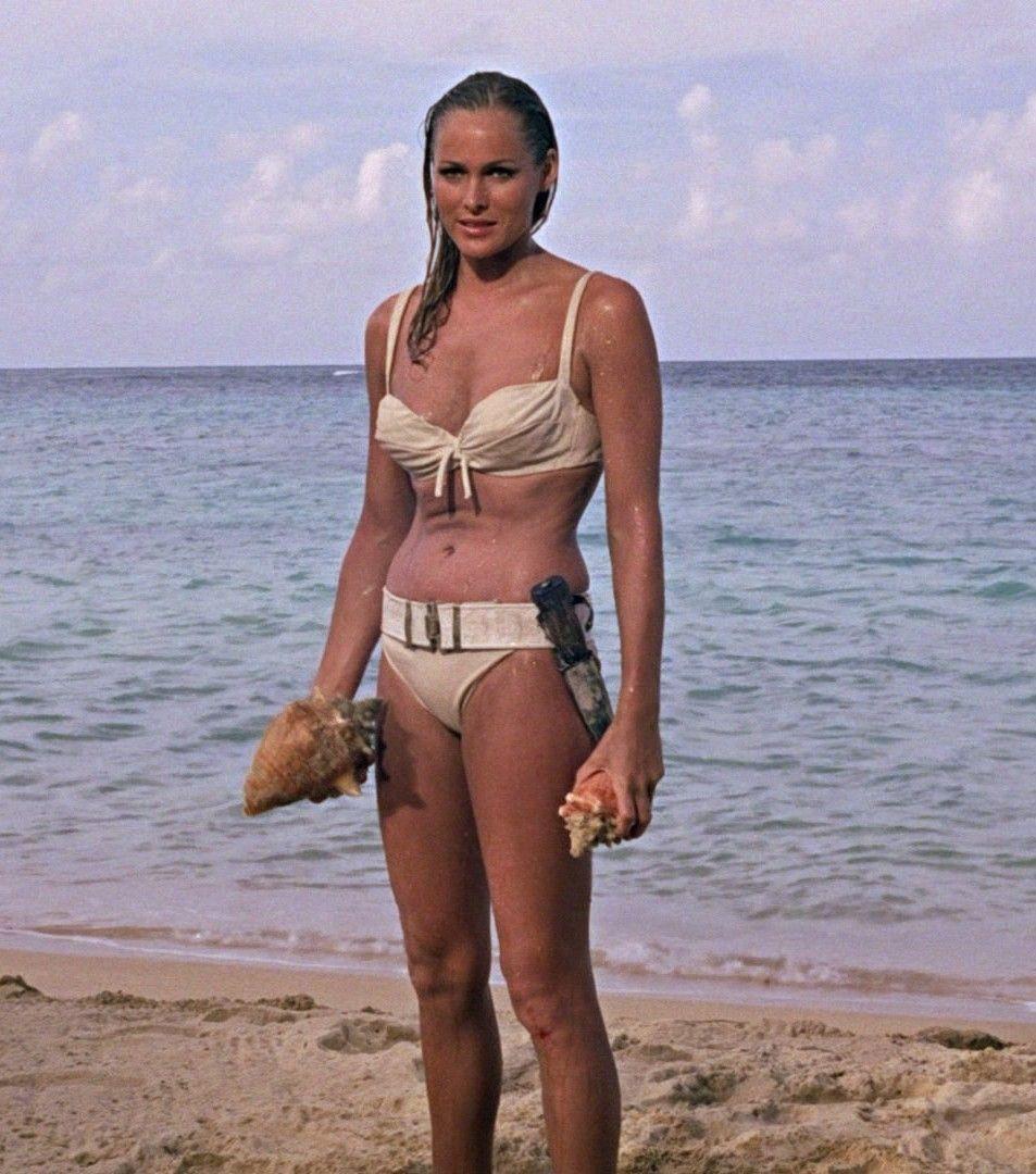 007 Bond Girl Ursula Andress - https://johnrieber.com/2017 ...