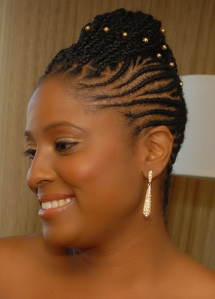 Best cornrow hairstyle popular long hairstyle idea