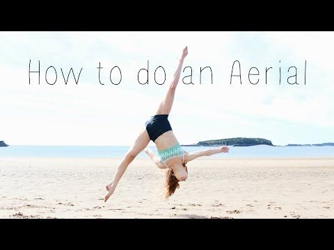 How To Do A Front Walkover Simple Fast And Easy Youtube Gymnastics Workout Aerial Gymnastics Acro Dance