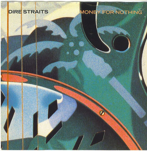 Dire Straits Money For Nothing 45 Brothers In Arms Dire Straits Vinyl
