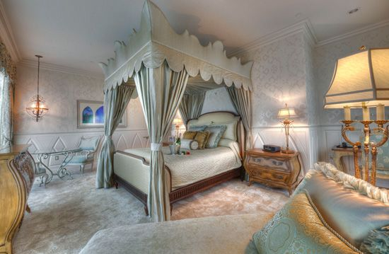 Fairy Tale Suite At The Disneyland Hotel I Wish Pinterest