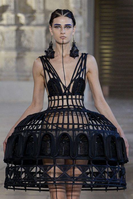 Guo Pei, Automne/Hiver 2018, Paris, Haute Couture