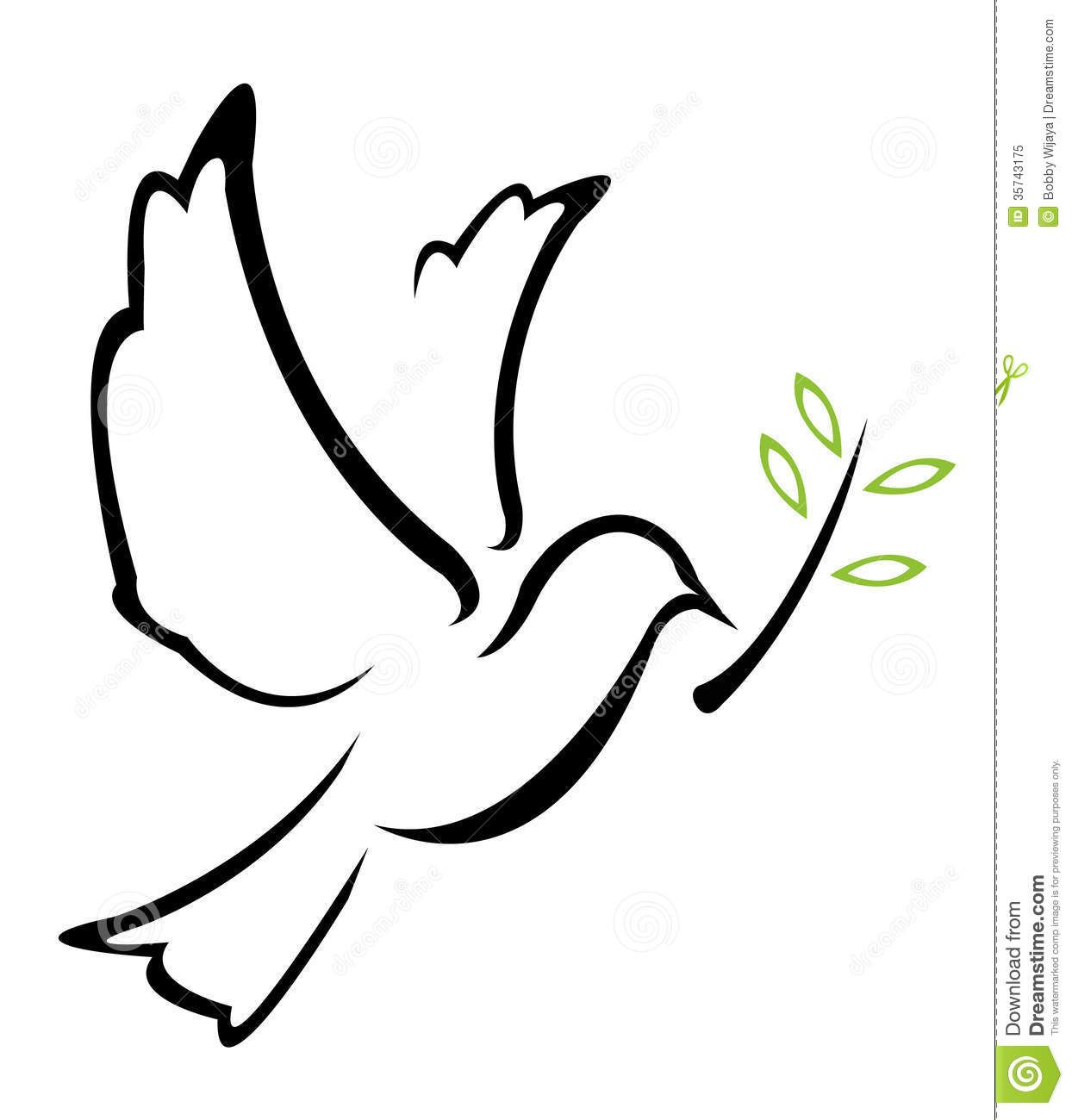 Dove Symbol Stock Photos 4330 Dove Symbol Stock Images Stock