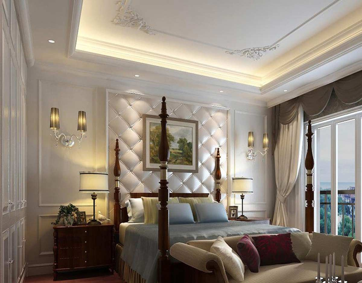 Image Result For Luxury Bedroom Cornice Ceiling Design Classic