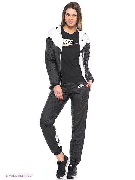Спортивный костюм NIKE WINDRUNNER WARMUP Nike 1099386 в интернет-магазине  Wildberries.ru 92624e575ad