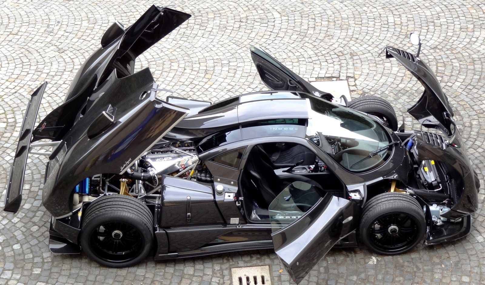 transforming (pagani zonda 760 rs) | wheels | pinterest | pagani
