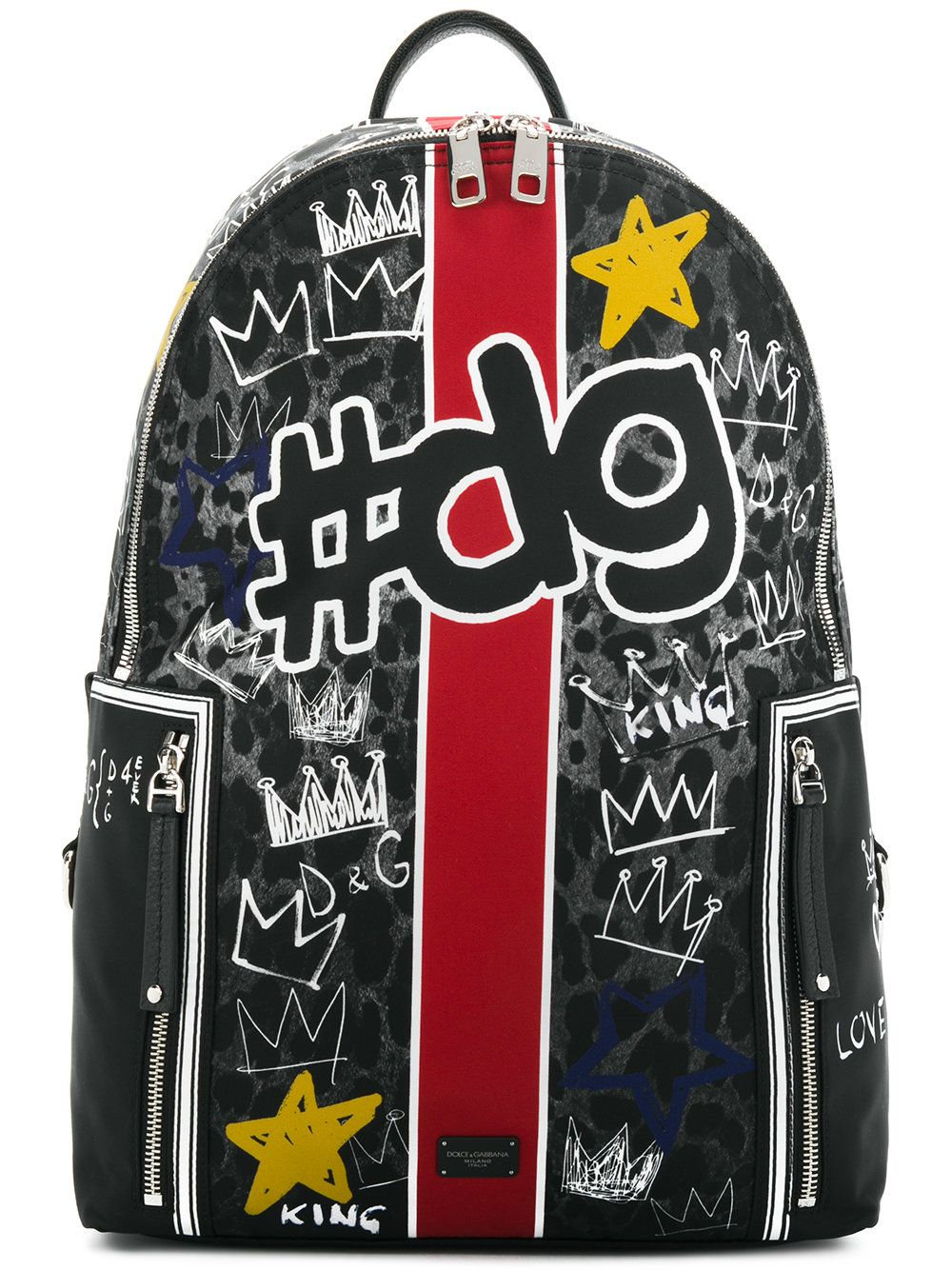 cc7501afc8c DOLCE   GABBANA .  dolcegabbana  bags  backpacks  cotton     Dolce ...