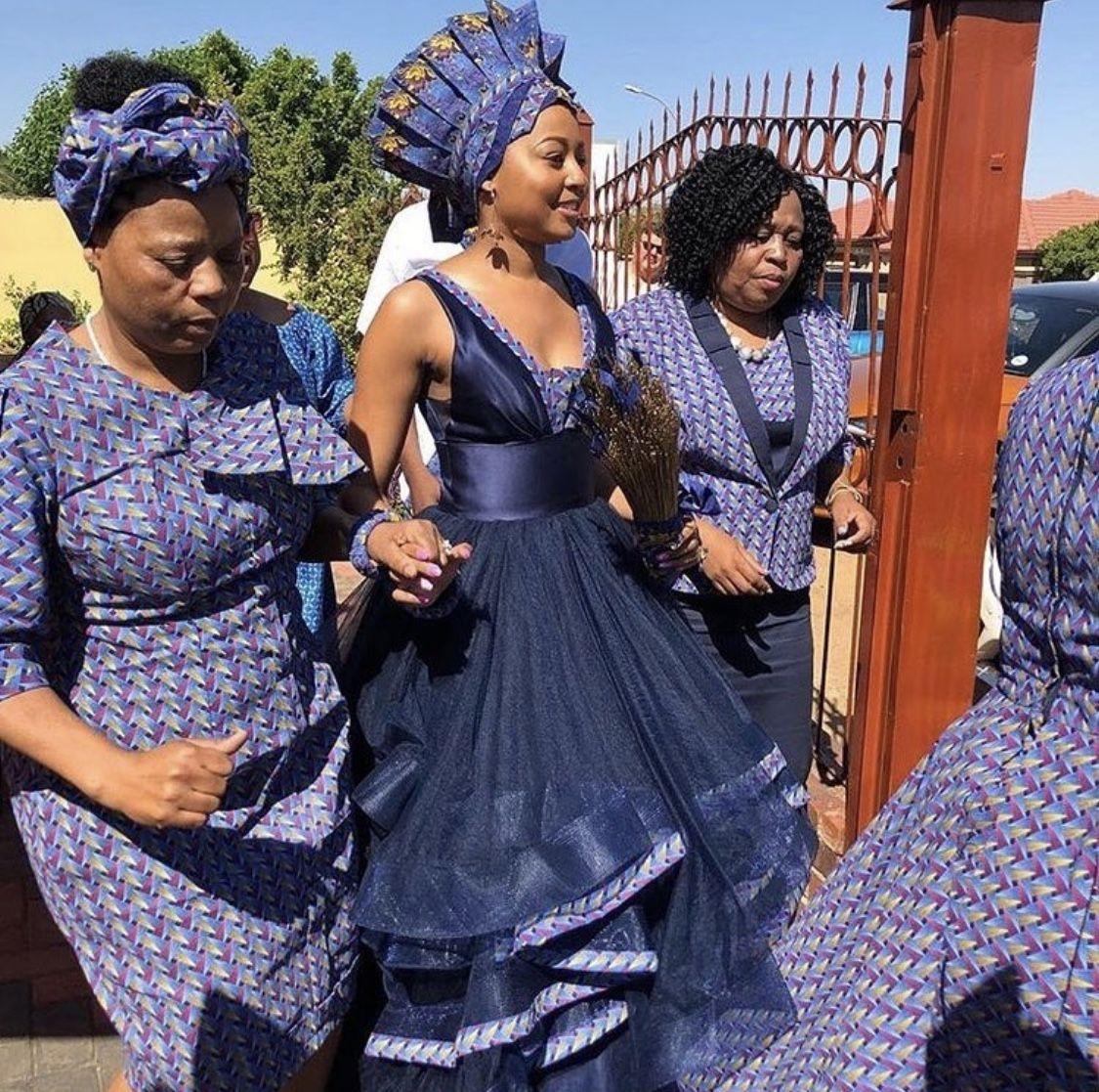 Tswana Wedding In 2019