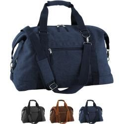 Photo of Bg650 BagBase Vintage Canvas Weekender BagBase