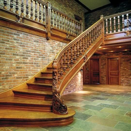 Wooden Stairs, House Staircase, Stairs